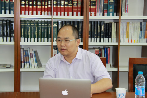 支振锋:中国社会科学院法学研究所研究员