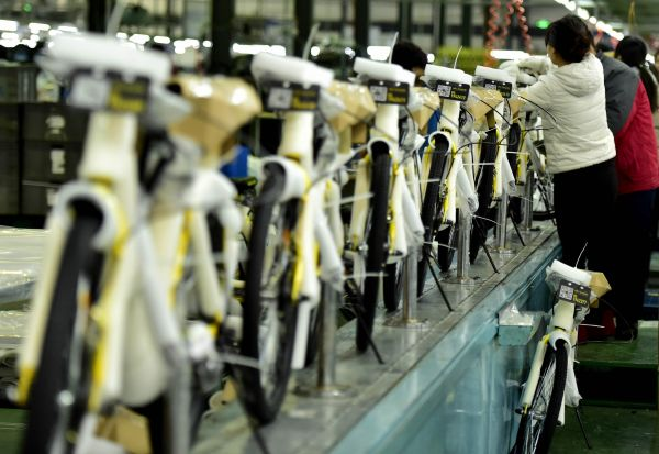 德媒:中国再成自行车王国但这些坎得迈过去