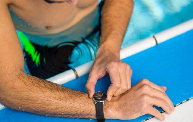 挤入智能穿戴市场 诺基亚智能手表续航可达25天