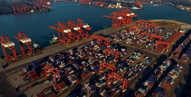 河北港口吞吐量、吞吐能力双跨10亿吨