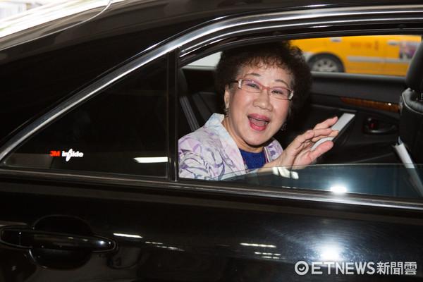 """吕秀莲为台北市长人选""""定标准"""":要交代去大陆几次"""