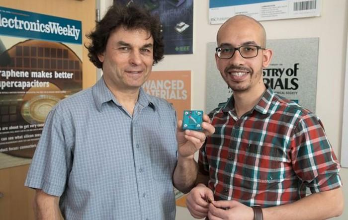 美国研究人员利用太阳能分解水产生氢燃料