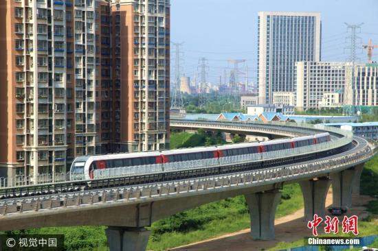 中国磁浮十余年发展路:实现国产化 完备产业链