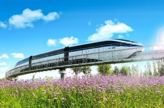 空中新能源地铁!比亚迪云轨将进军摩洛哥