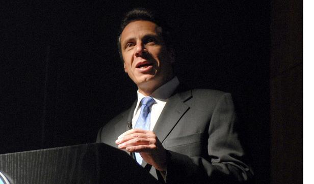 纽约州州长涉嫌造假被FBI调查 发言人:白宫也这样