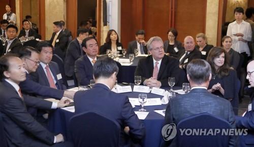 嘎哇美国十次_韩美两国将于当地时间11日在美国华盛顿举行第十次韩美能源政策对话