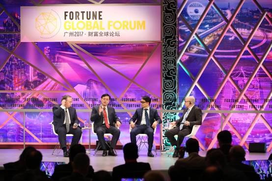 杨元庆:联想坚持全球化+本地化 70%收入来自海外