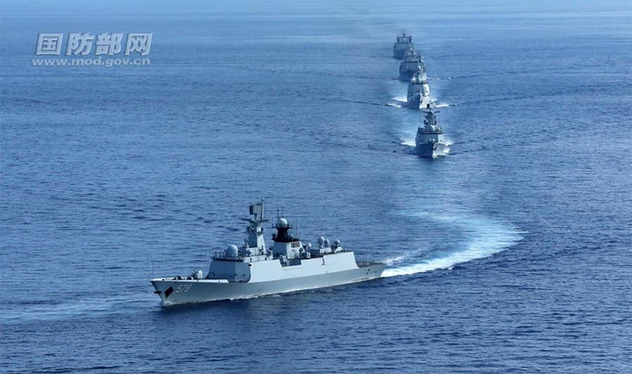 社评:解放军武力统一台湾的选项不是威胁