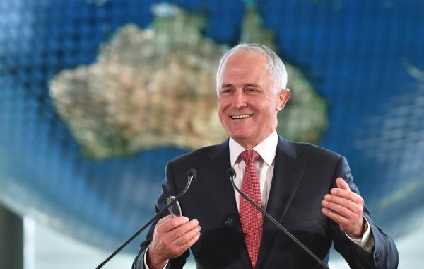 社评:澳大利亚总理开始满嘴用中文跑火车了