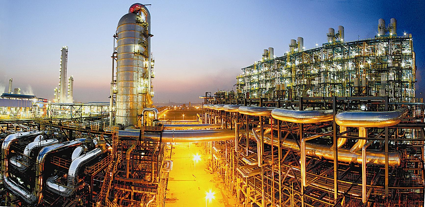 山东:严控石化产业过剩产能