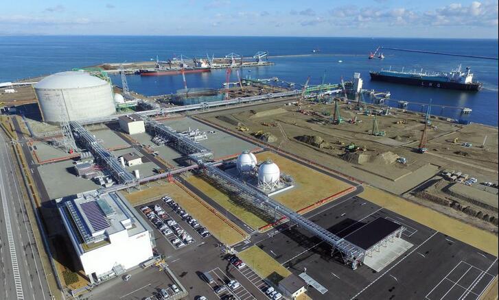 日本最大级别液化天然气基地公开 每天可供给200万户家庭