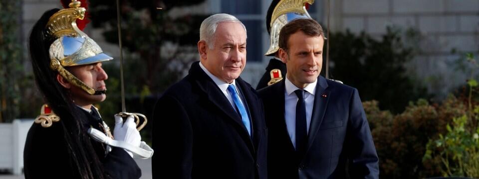 """以总理访法重申耶路撒冷问题立场 回击土总统指责:我不习惯向你学习""""道德课"""""""