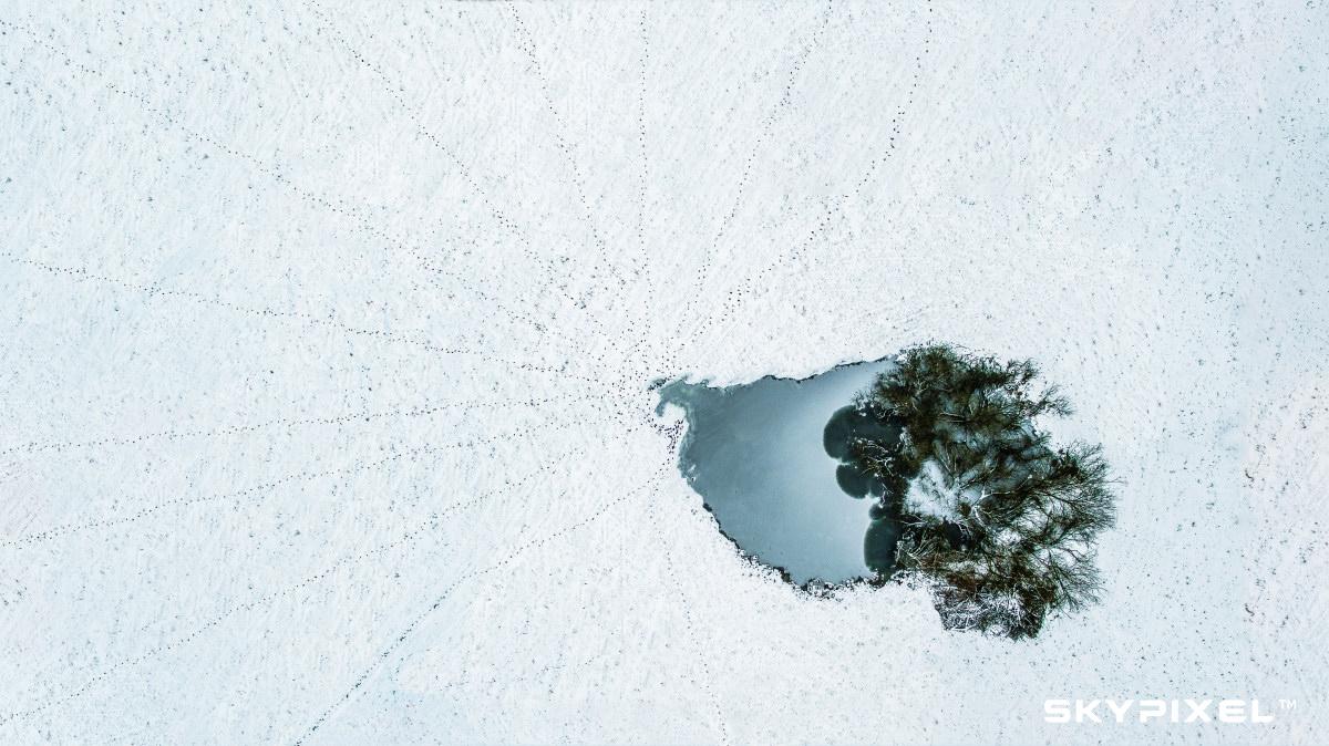2017年天空之城摄影大赛作品精选第六期:冰雪之冬