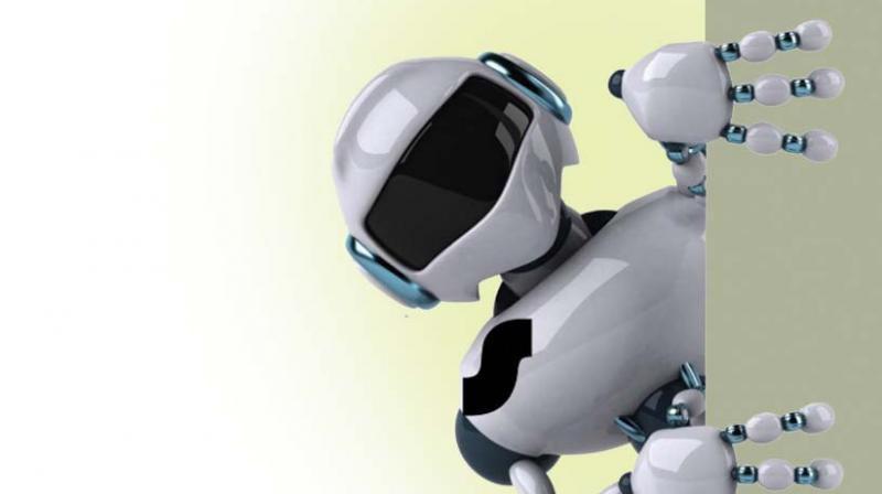 机器人将取代人类的工作?别怕!我们还可以做这些