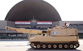 伊拉克阅兵庆祝全面击败恐怖分子