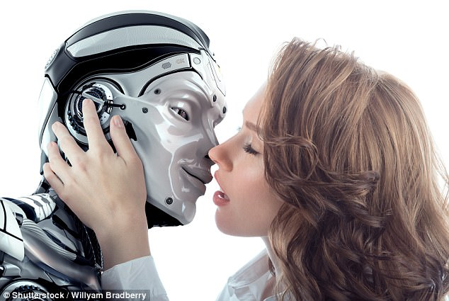 超1/4受访者愿与机器人约会 男性系女性3倍