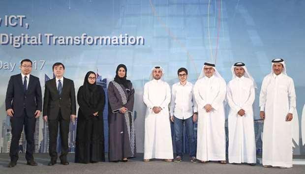 卡塔尔华为日:ICT在数字化转型中扮演何角色?