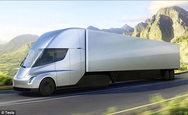 特斯拉电动卡车获安海斯-布希公司40辆订购大单