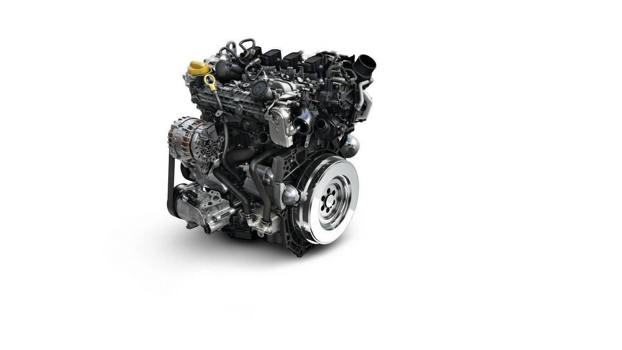 雷诺联手奔驰 推出全新涡轮增压1.3升TCe引擎