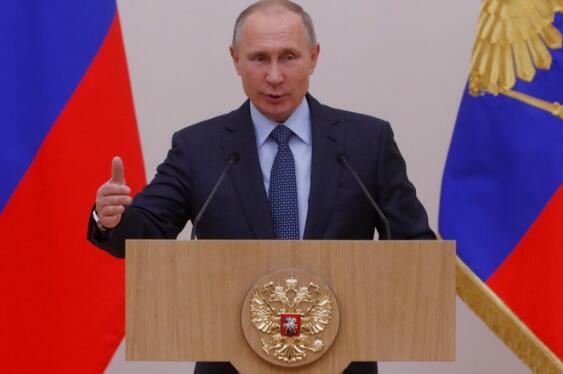 普京突访俄军驻叙利亚空军基地 下令着手撤军