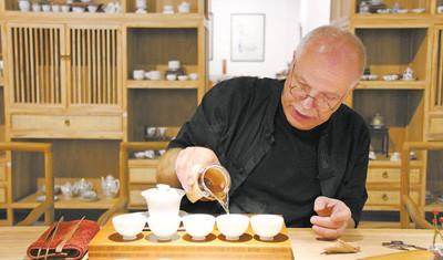 德国人:望用中国茶道改变德国冷漠社交方式