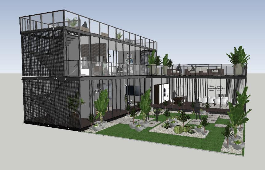 """将现有的房子变成梦想之家    为了启发消费者在普通住宅空间内高效利用功能区域,梦想家生活方式展特别携手博世家电,本着""""以人为本""""的理念,独家呈现""""梦想阳台""""特色装置,特别针对中国的消费者的阳台空间,带来不同主题的改造。展会现场将相同尺寸的4个阳台进行不同的改造,打造出额外的功能空间。为消费者呈现4种不同风格的阳台改造方案,包括为瑜伽爱好者提供的禅意空间,以及为浪漫的花艺爱好者打造的梦想花园。在功能和艺术的完美融合下,启发当代家庭住宅空间的再探索。"""