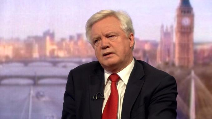英国脱欧大臣打脸财相:贸易谈判失败就不给分手费