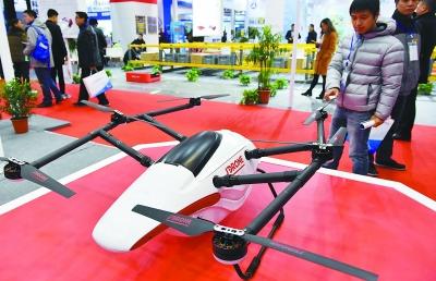 """小小无人机将创出600亿元大市场 我国尚在""""第二梯队"""""""