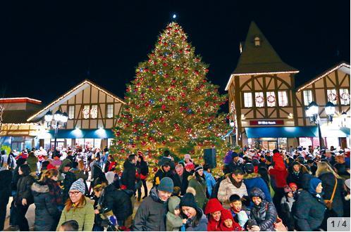 加媒:圣诞购物季加拿大力推本土品牌 中国游客是重要客户