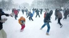 淘宝惊现打雪仗神器 一雪球能轰掉一群小伙伴