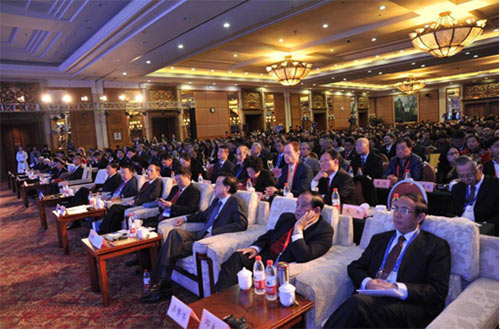 2017世界针灸学术大会暨中国针灸学会年会在京召开