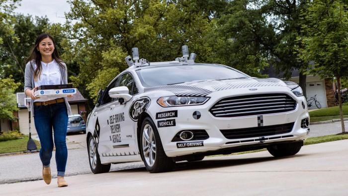 福特高管:混合动力汽车更适合作为自动驾驶汽车
