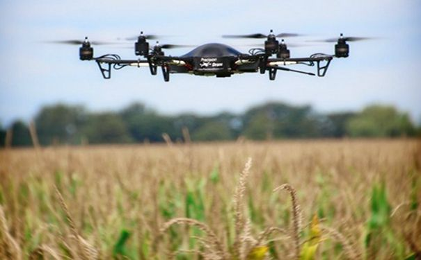 可识别人声发现幸存者 日本研发新型救援无人机