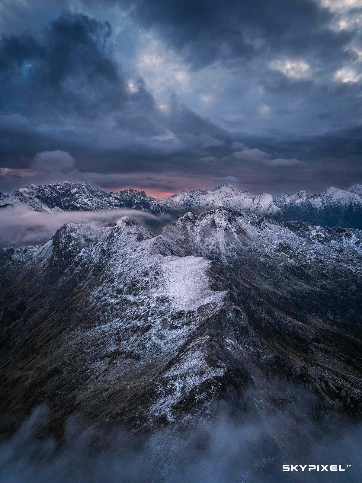 2017年天空之城摄影大赛作品第六期:冰雪之冬