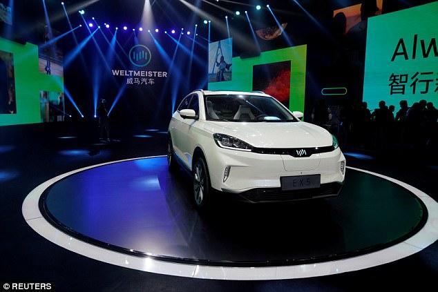 特斯拉,小心!中国企业威马明年将发布电动车