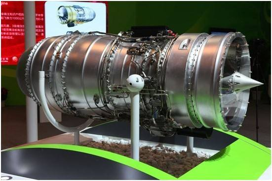 中国造1吨级航空发动机亮相 可搭配10吨无人机