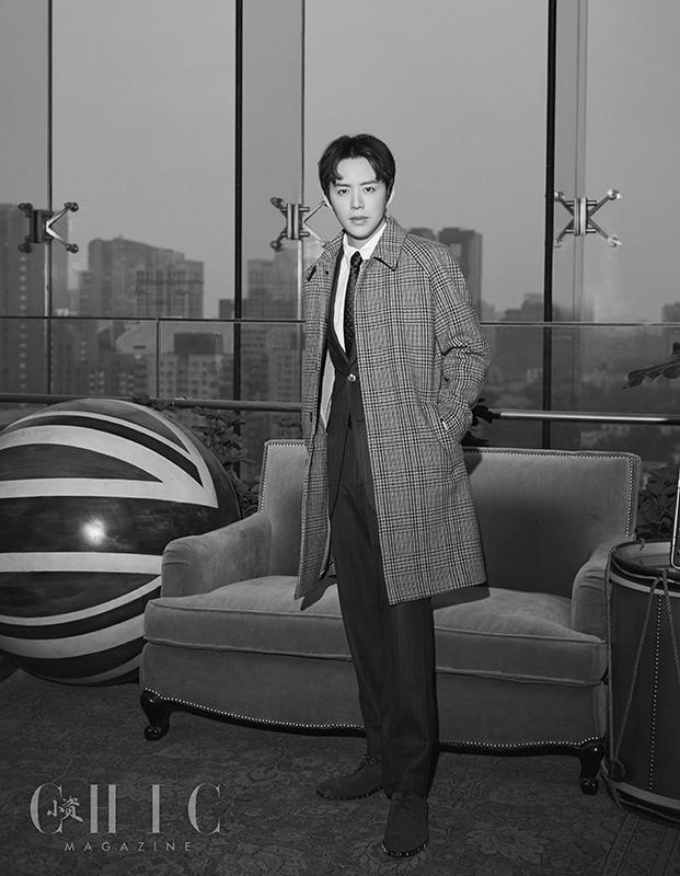 李云迪登杂志封面 优雅清贵尽显绅士魅力