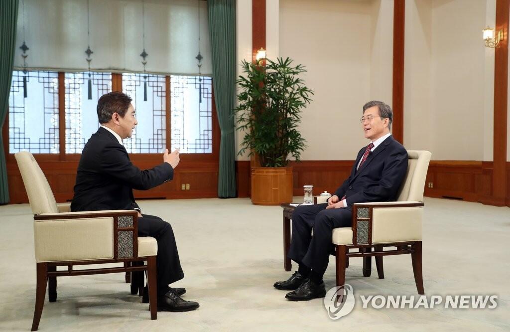 """韩媒:众多议题压身 文在寅访华""""步履沉重"""""""