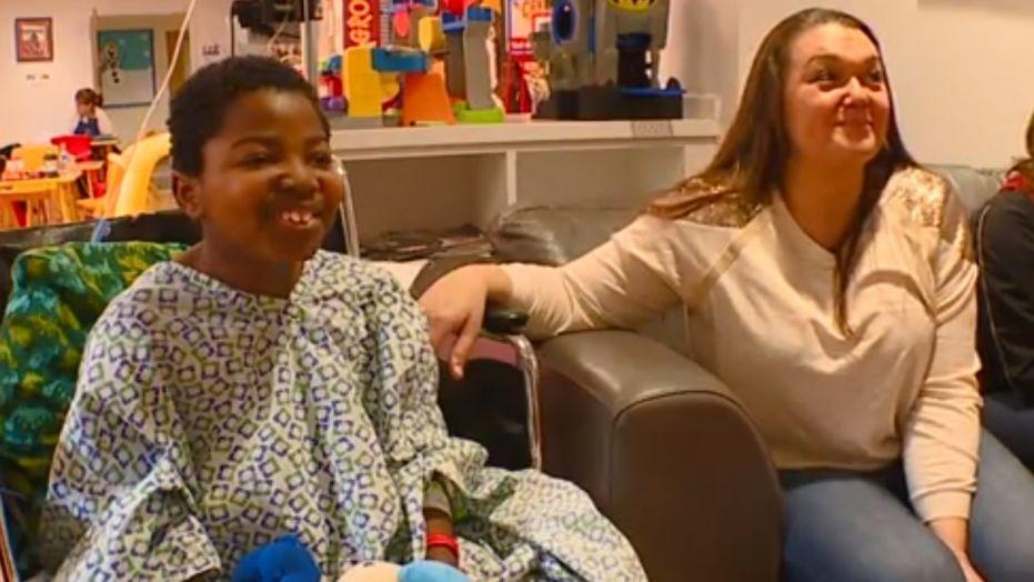 美国10岁男孩多器官移植手术成功