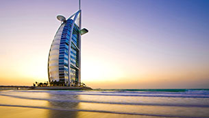 """迪拜推出""""迪拜城市体验""""小程序优化中国游客出行体验"""