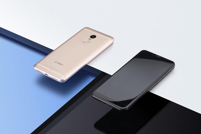 5000mAh电池的全面屏手机 360手机N6发布