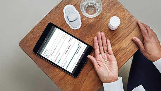 数字药片来了 内置可食用传感器,与胃酸作用发电