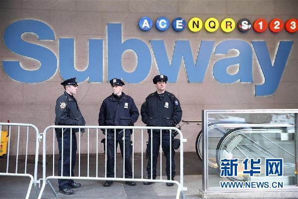 美国纽约发生爆炸案致4人受伤 市长称是未遂恐袭