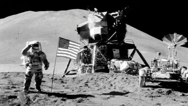 特朗普命令NASA让宇航员重返月球 最终前往火星