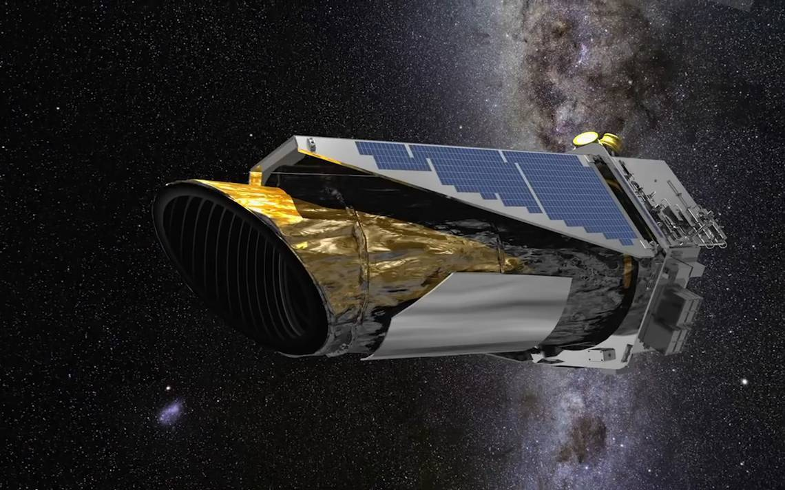 开普勒望远镜也用上了谷歌AI技术 近日将公布成果