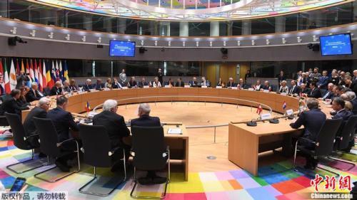 欧盟25国敲定永久结构性合作 共同发展军事实力