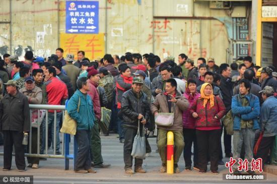 农民工维权困难多:案件未定论维权农民工就退出了