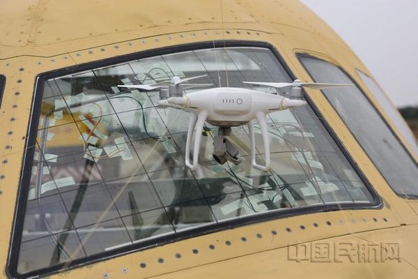 我国进行了首次无人机与客机碰撞试验
