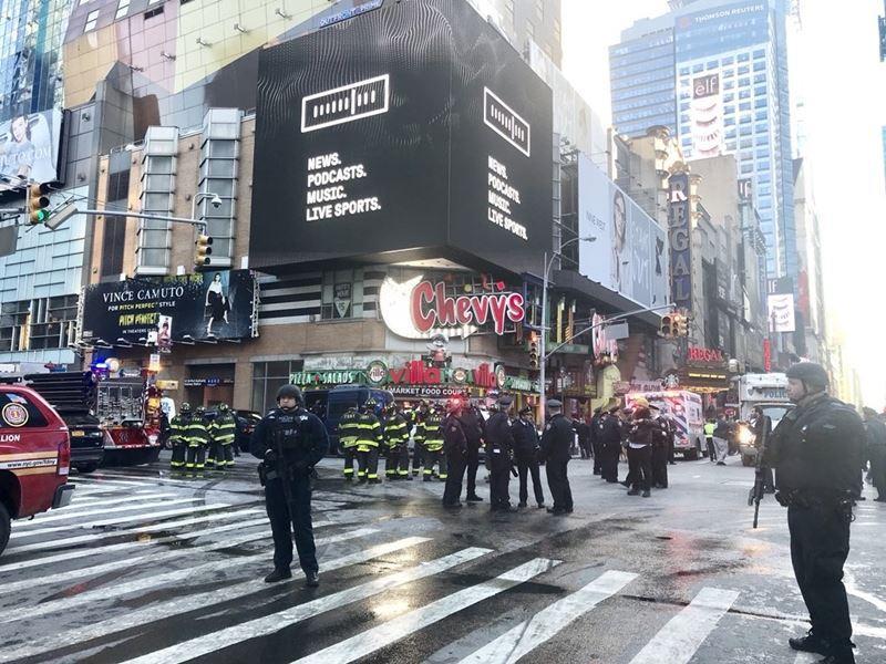纽约爆炸案系