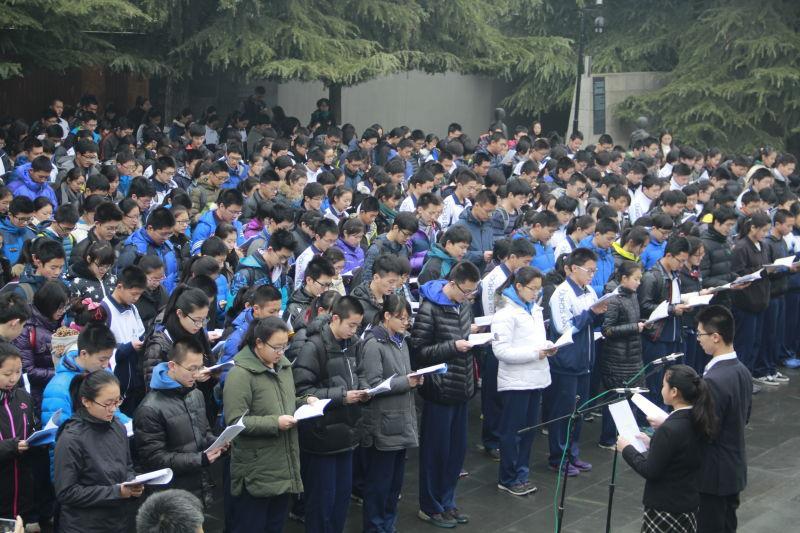 专访:我为什么每年带学生跨越千里直面南京大屠杀?